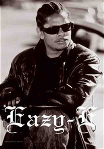 Eazy-e Leather Jacket