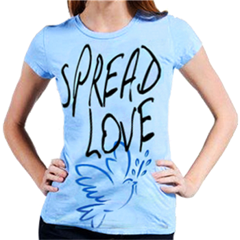 Ecological Spread Love T-Shirt