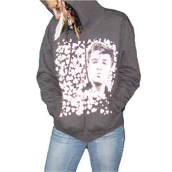 Buy Smooch - Women's Zip Hoodie by Elvis Presley
