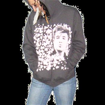 Elvis Presley Smooch - Women's Zip Hoodie
