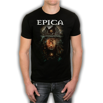 Buy Quantum Enigma T-Shirt by Epica
