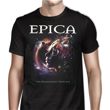 Buy Holographic Principle T-Shirt by Epica