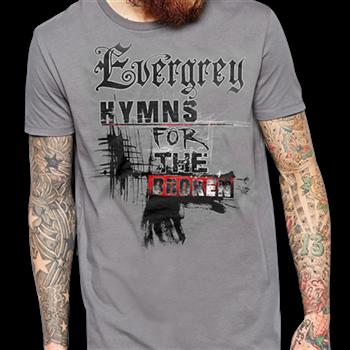 Evergrey Shades of Grey T-Shirt
