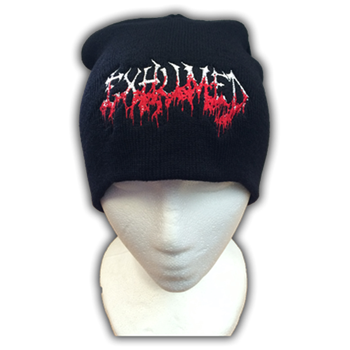 Exhumed Embroidered Logo Hat
