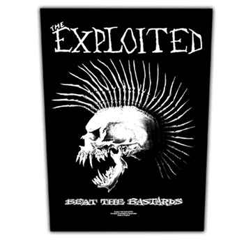 Exploited (the) Beat the Bastards