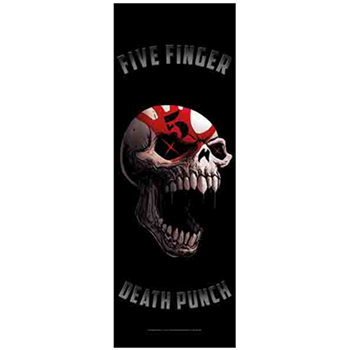 Five Finger Death Punch Speech Skull