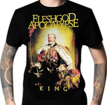 Buy King T-Shirt by Fleshgod Apocalypse