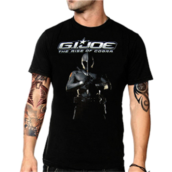 G.i. Joe The Rise Of Cobra T-Shirt