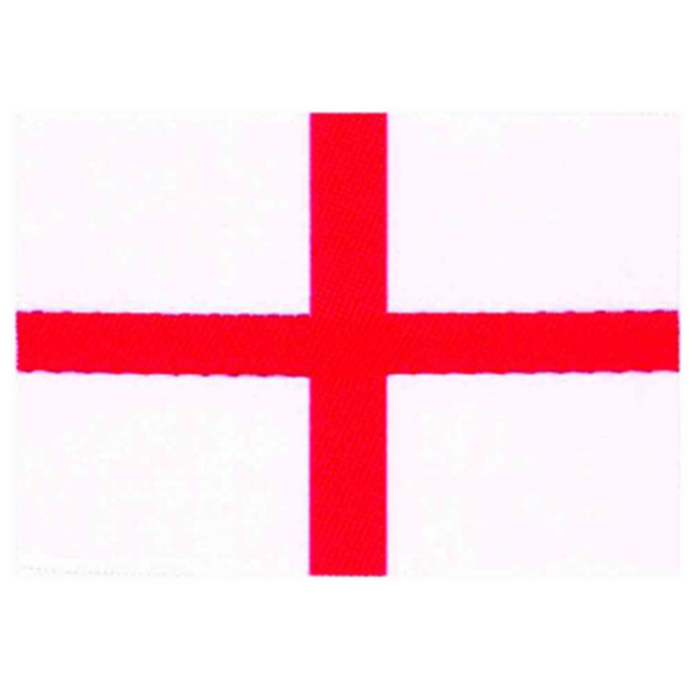 England Flag Patch