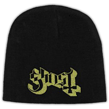 Buy Ghost Logo (Embroidered) Beanie by Ghost