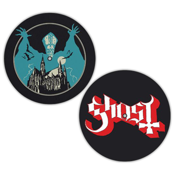 Buy Opus Eponymous / Logo Slipmat Set by Ghost