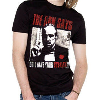 Buy Loyalty T-Shirt by Godfather (the)