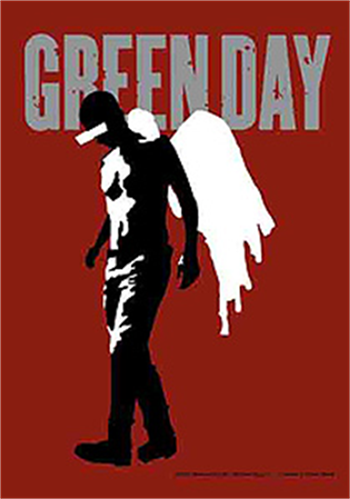 Green Day St. Jimmy With Wings