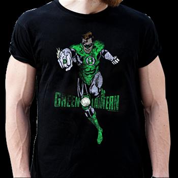Green Lantern Vintage Pose
