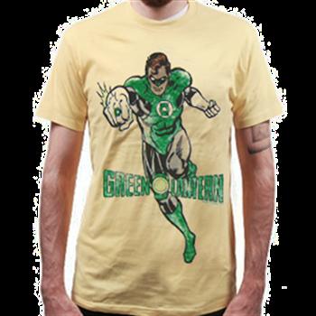 Buy Vintage Pose Beige T-Shirt by Green Lantern