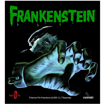 Buy Frankenstein by HAMMER HORROR