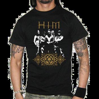 Him Band Photo T-Shirt