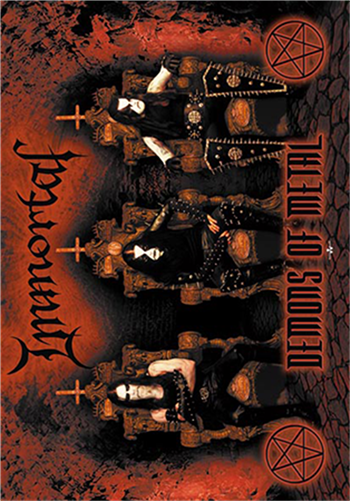 Buy Demons of Metal by IMMORTAL