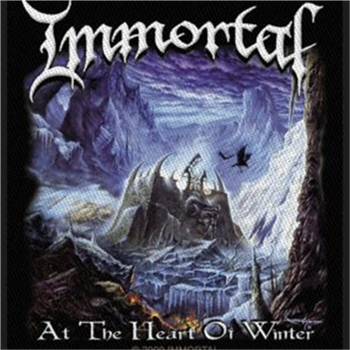 Buy At the Heart of Winter Patch by Immortal