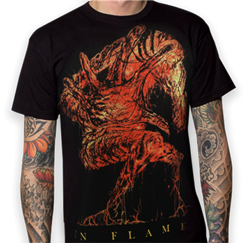 Buy Creature T-Shirt by In Flames