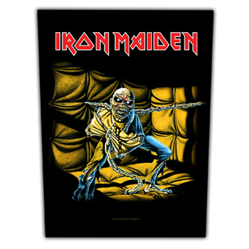 Buy Piece of Mind by Iron Maiden