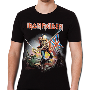 Buy The Trooper T-Shirt by Iron Maiden