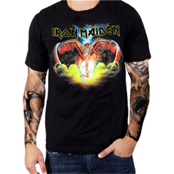 Buy 1992 Fear of the Dark T-Shirt by Iron Maiden