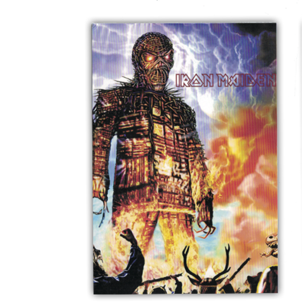 Wicker Man Postcard