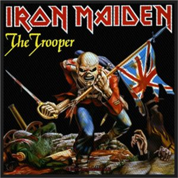 Buy The Trooper by Iron Maiden