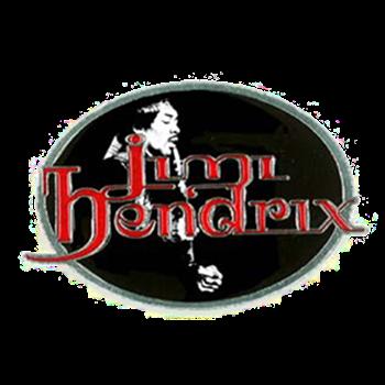 Buy Logo / Jimi Buckle by Jimi Hendrix