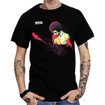Buy Band of Gypsys T-Shirt by Jimi Hendrix
