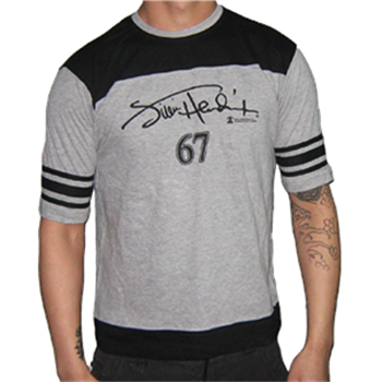 Buy Signature Grey/Black T-Shirt by Jimi Hendrix