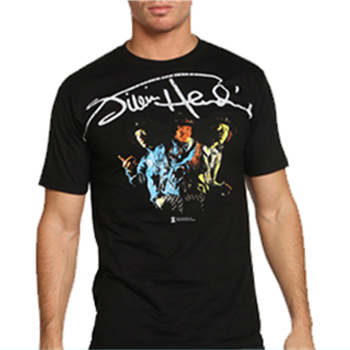 Buy Autographed T-Shirt by Jimi Hendrix