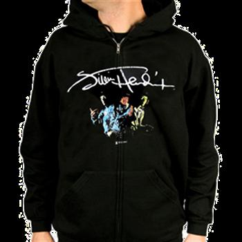 Buy Autographed Zip Hoodie by Jimi Hendrix
