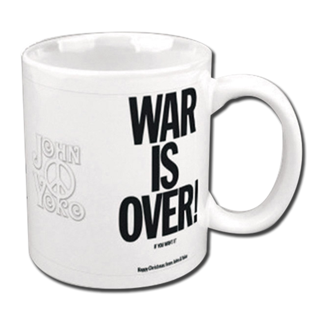 War Is Over Mug