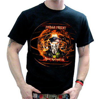 Buy Nostradamus T-Shirt by Judas Priest