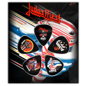 Judas Priest Classic Albums (Guitar Pick Set)