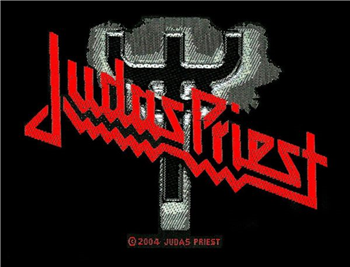 Judas Priest Symbol Patch