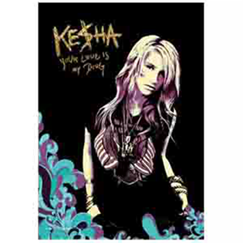 Buy Your Love Is My Drug Flag by Kesha