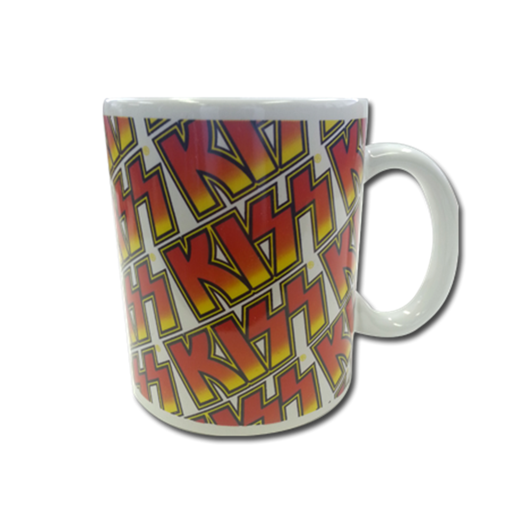 Multiple Logo Mug