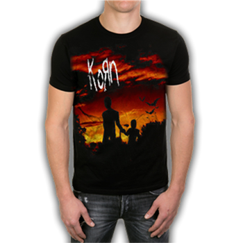 Buy EVENING STROLL T-Shirt by Korn