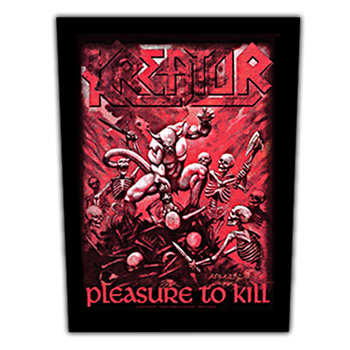 Kreator Pleasure to Kill Backpatch