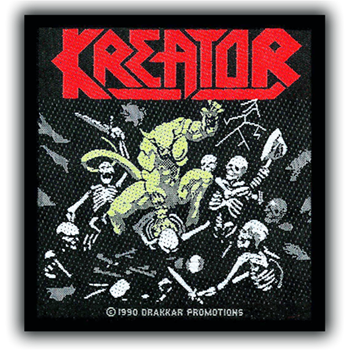Buy Pleasure to Kill Patch by Kreator