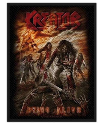Buy Dying Alive by Kreator