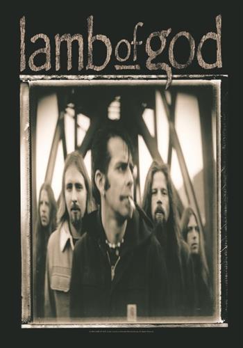 Lamb Of God Band Shot