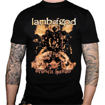 Lamb Of God Broken Hands