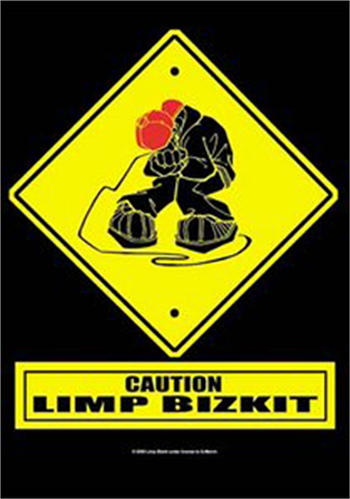 Buy Caution Flag by Limp Bizkit