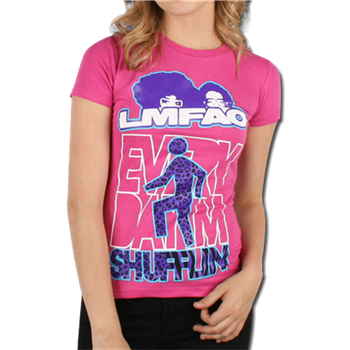 Buy Everyday Im Shufflin T-Shirt by LMFAO