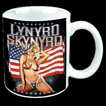 Lynyrd Skynyrd Bikini Mug