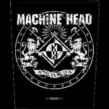 Buy Crest Patch by Machine Head
